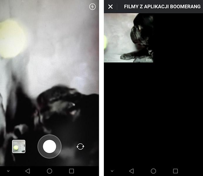 Boomerang - nagraj i znajdź swój film