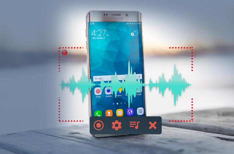 Nagrywanie dźwięku z dowolnej aplikacji w Androidzie