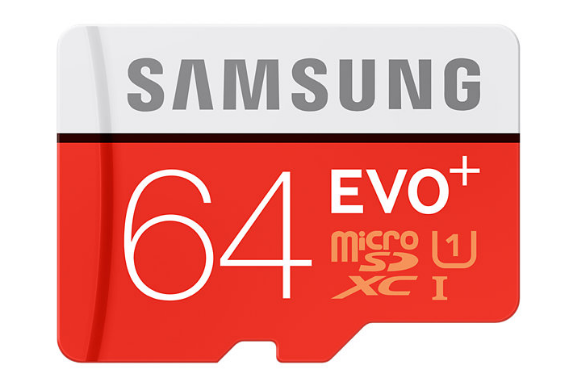 Samsung EVO Plus 64GB microSDXC