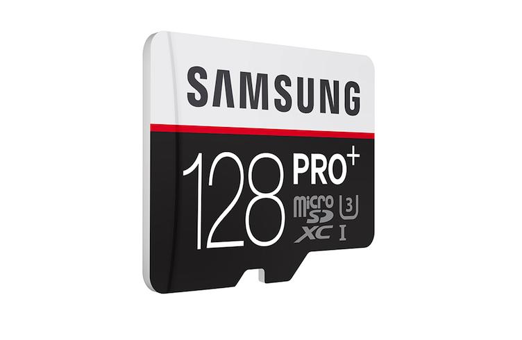 Samsung PRO Plus microSDXC 128G