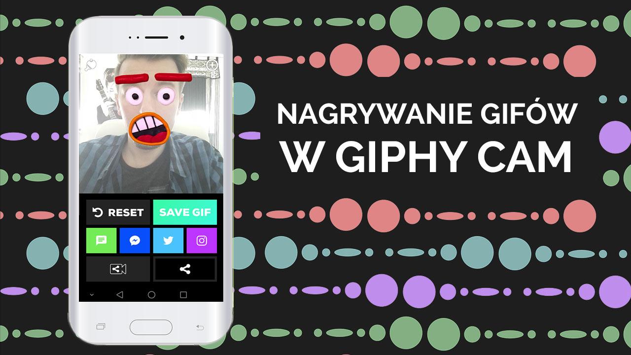 Jak nagrać GIFa na telefonie z Androidem lub iOS