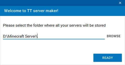TT Server Maker - instalacja