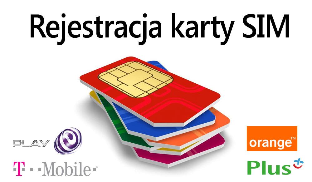 Jak zarejestrować kartę SIM w Polsce