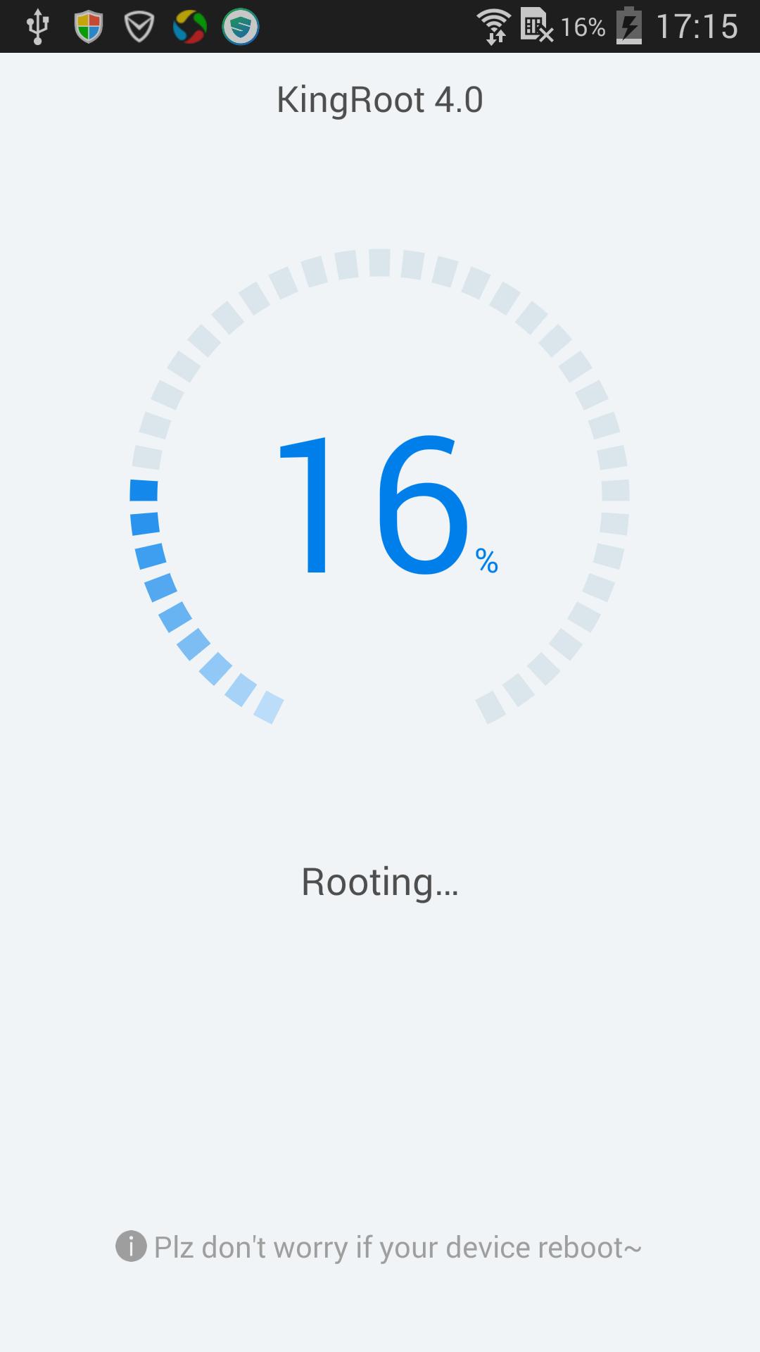 KingRoot - instalacja roota