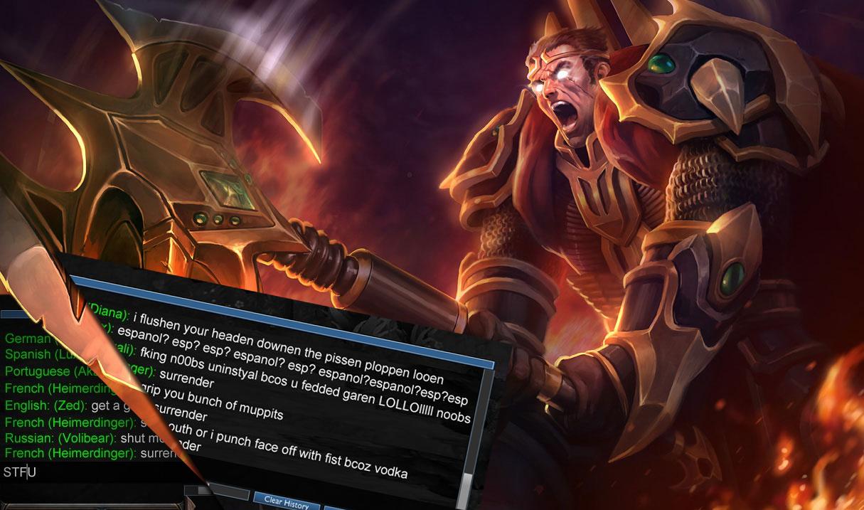 Jak wyłączyć czat w League of Legends