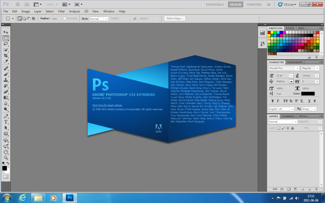 Adobe photoshop cs6 13.0 2017