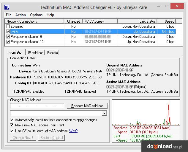 WatFile.com Download Free technitium mac address changer download technitium mac address changer