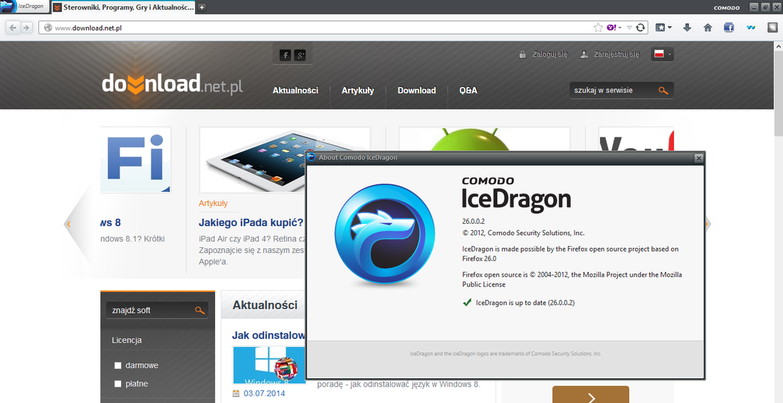 WatFile.com Download Free comodo icedragon download comodo icedragon to darmowa przeglądarka