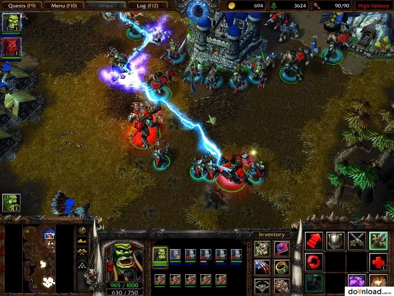 Iii reign of chaos patch download uaktualnienie do gry warcraft iii