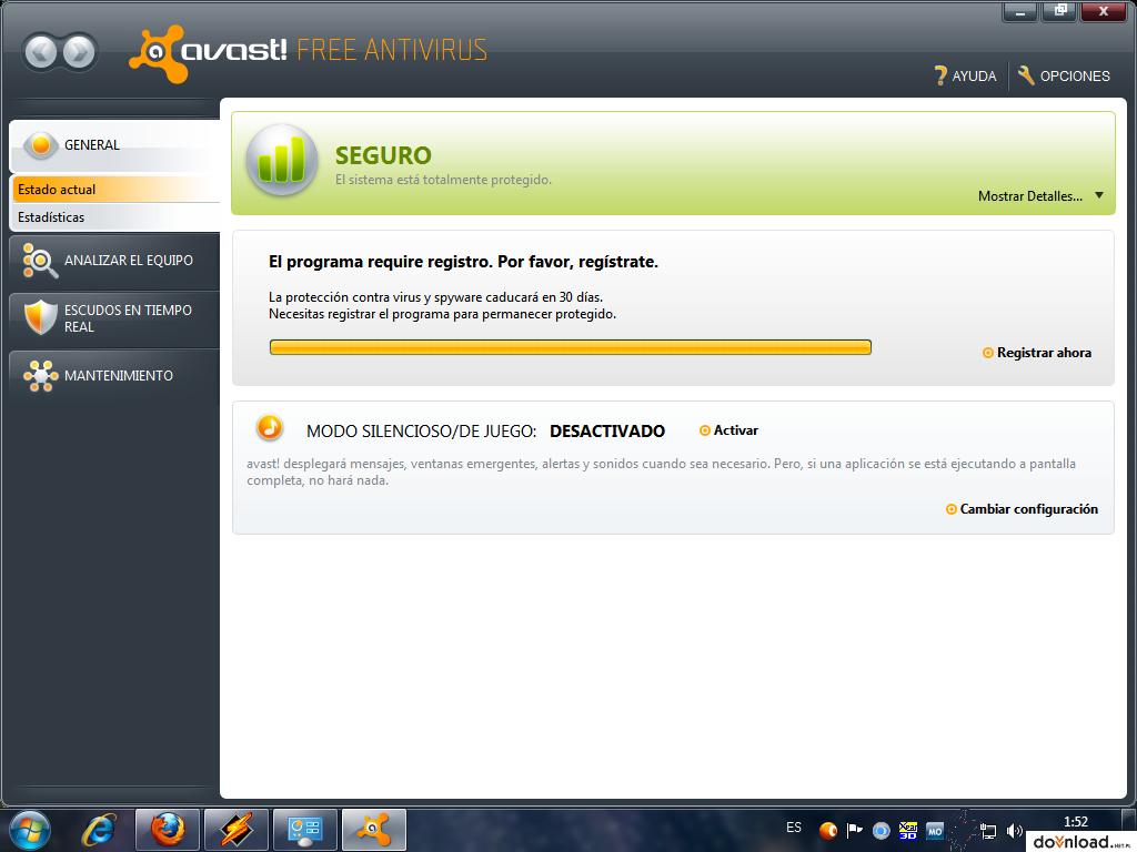 Avast image Online antivirus download