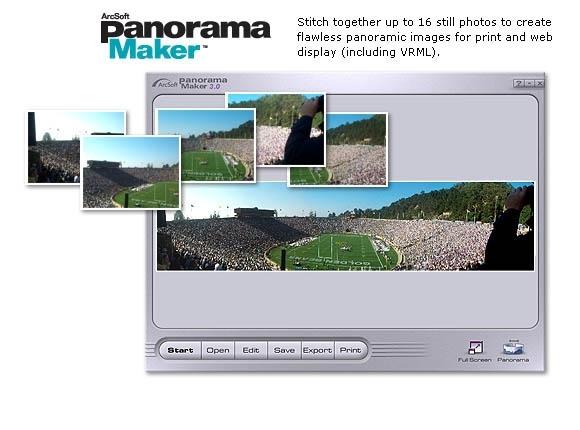 Panorama maker 6