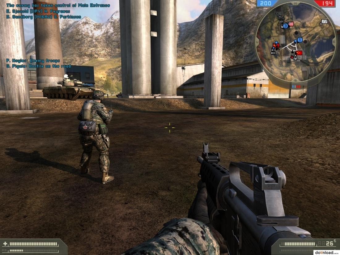 battlefield 1942 singleplayer demo