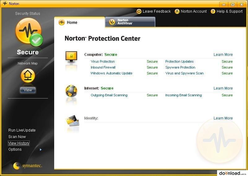 Norton AntiV... Security Essentials Download