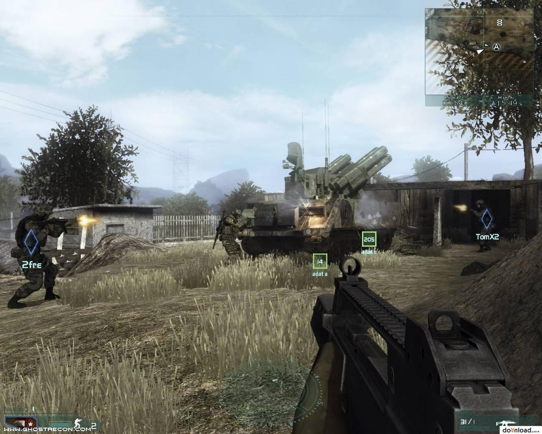 Ghost Recon Advanced Warfighter 2 Multiplayer Key Generator