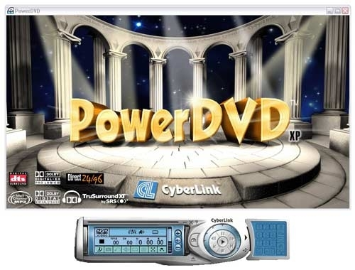 PowerDVD 9.1501D - самый популярный плеер DVD. Программы Скачать Winamp, K