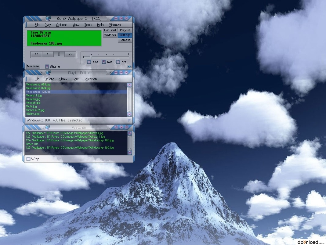 bionix wallpaper 7 7 download