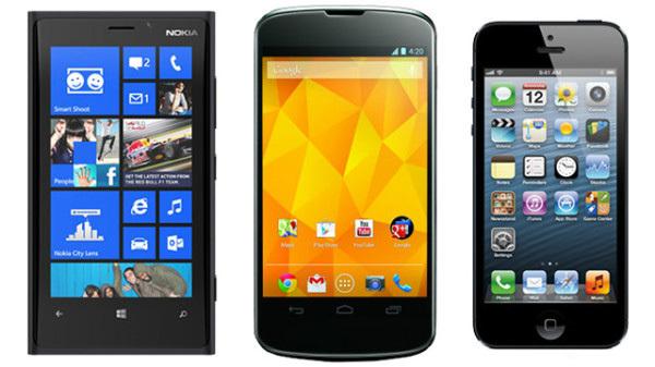 Czy Android działa wolniej niż Windows Phone i iOS?