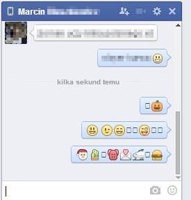 Emoji na Facebooku