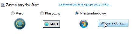 Zmiana przycisku Start w WIndows 8.1