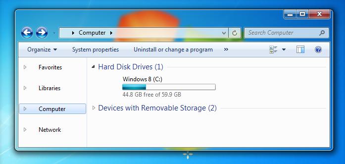 Jak upodobnić Windows 8.1 do Windows 7