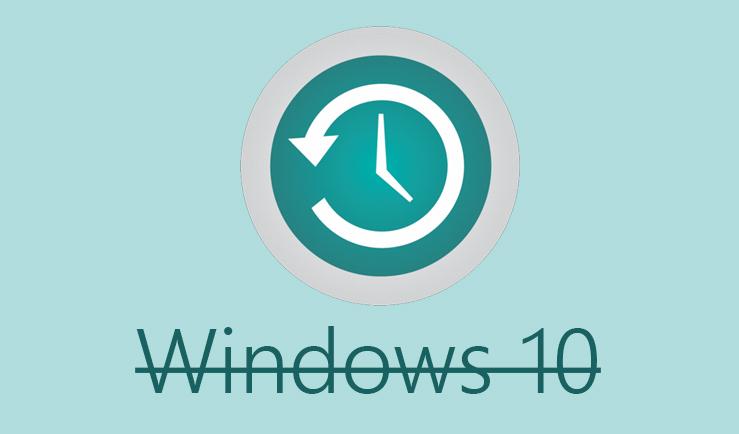 Windows 10 - powrót do starszej wersji systemu
