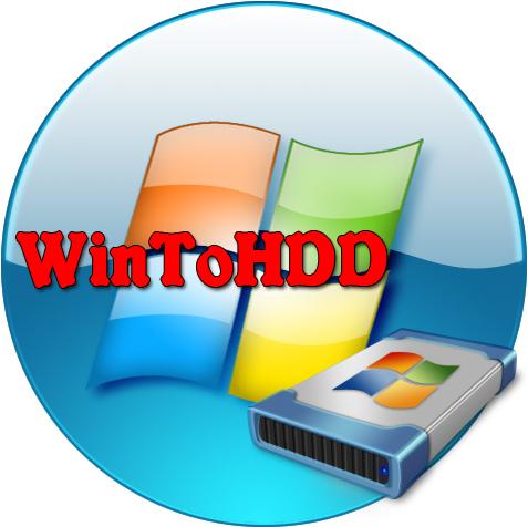 WinToHDD - instalacja systemu bez płyty lub pendrive