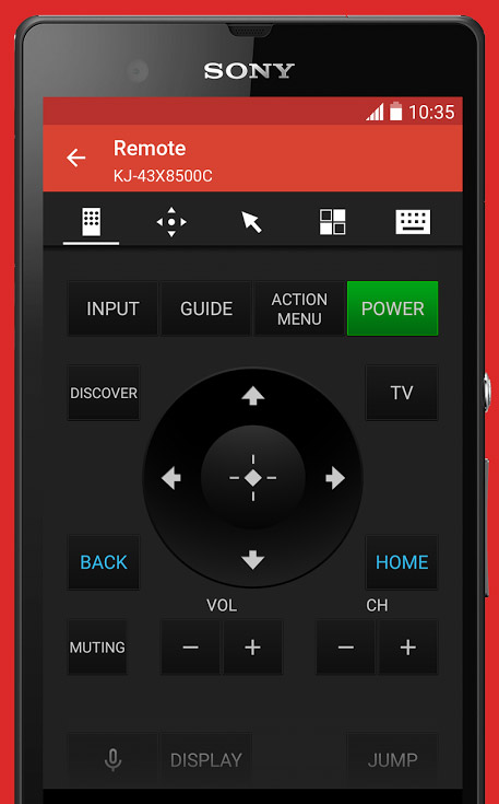 podłącz mysz do telefonu z Androidem