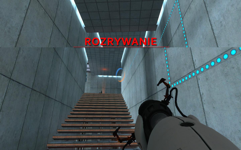 Efekt rozrywania ekranu w grach bez V-Sync i bez G-Sync