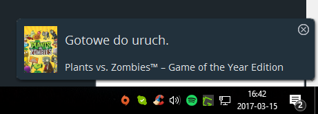 Origin - potwierdzenie instalacji i gotowość do uruchomienia gry w Origin