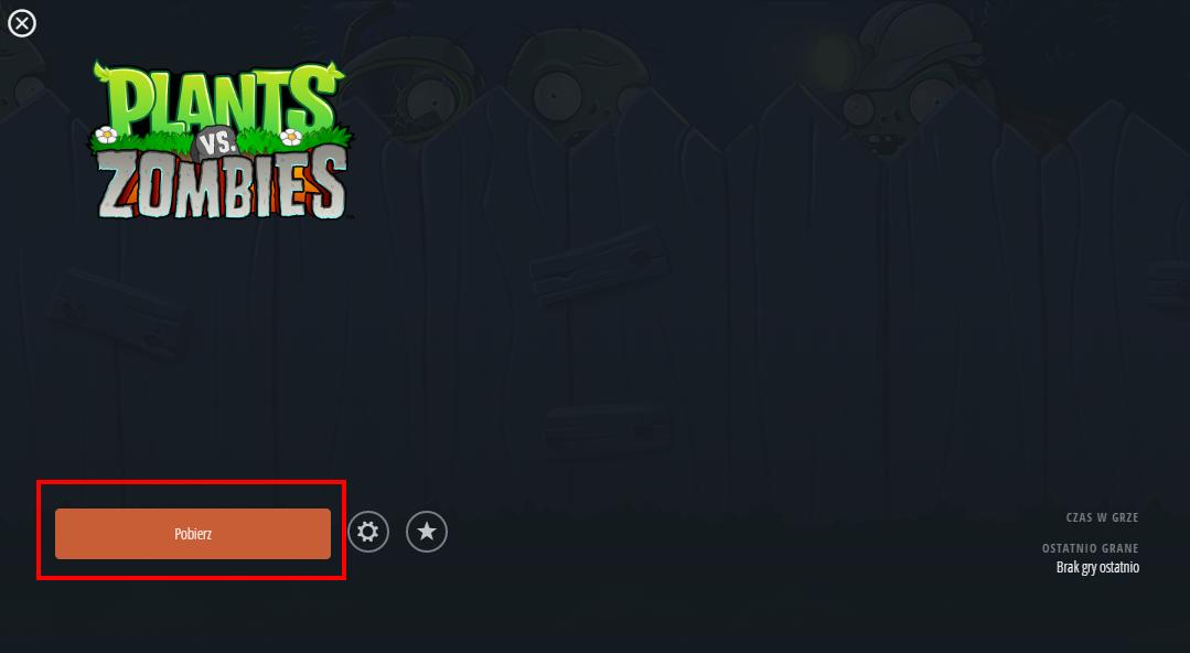 Uruchom Origin i kliknij przycisk Pobierz obok gry