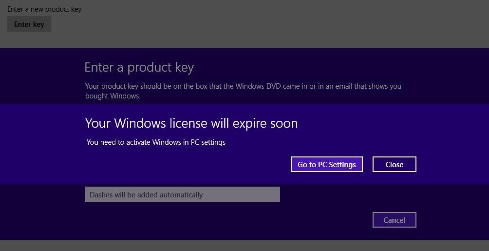 Jak rozwiązać problemy z licencją Windows 8 / 8.1