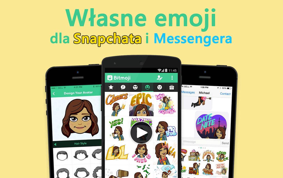 how to send bitmoji by messenger