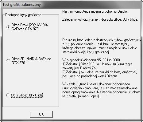 Jak uruchomić Diablo 2 w Windowsie 7, 8, 10 i rozwiązać