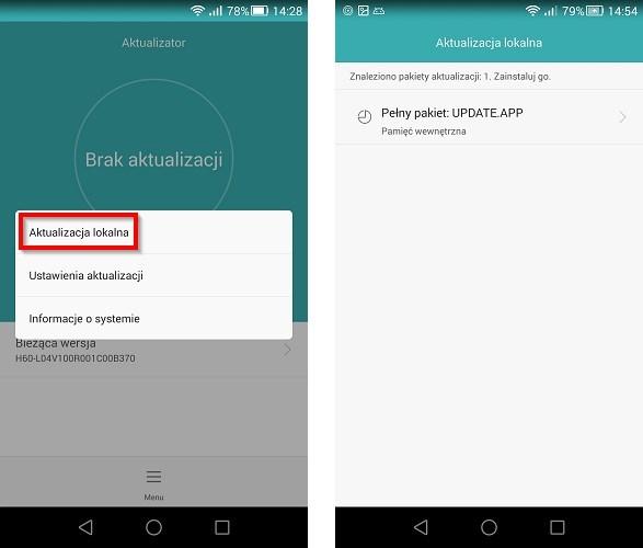 Jak zrobić debrand w Huawei P8 Lite z zablokowanym bootloaderem