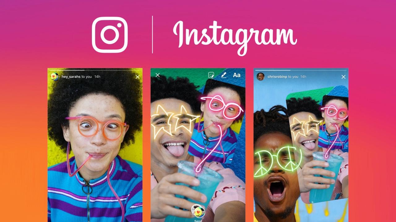 Instagram - edytowanie zdjęć znajomych