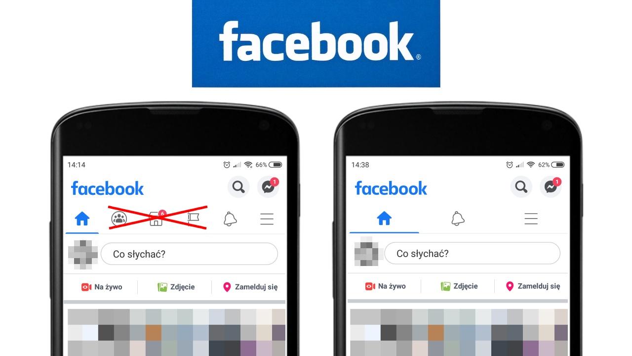 Jak usunąć ikony skrótów na Facebooku w Androidzie i iOS