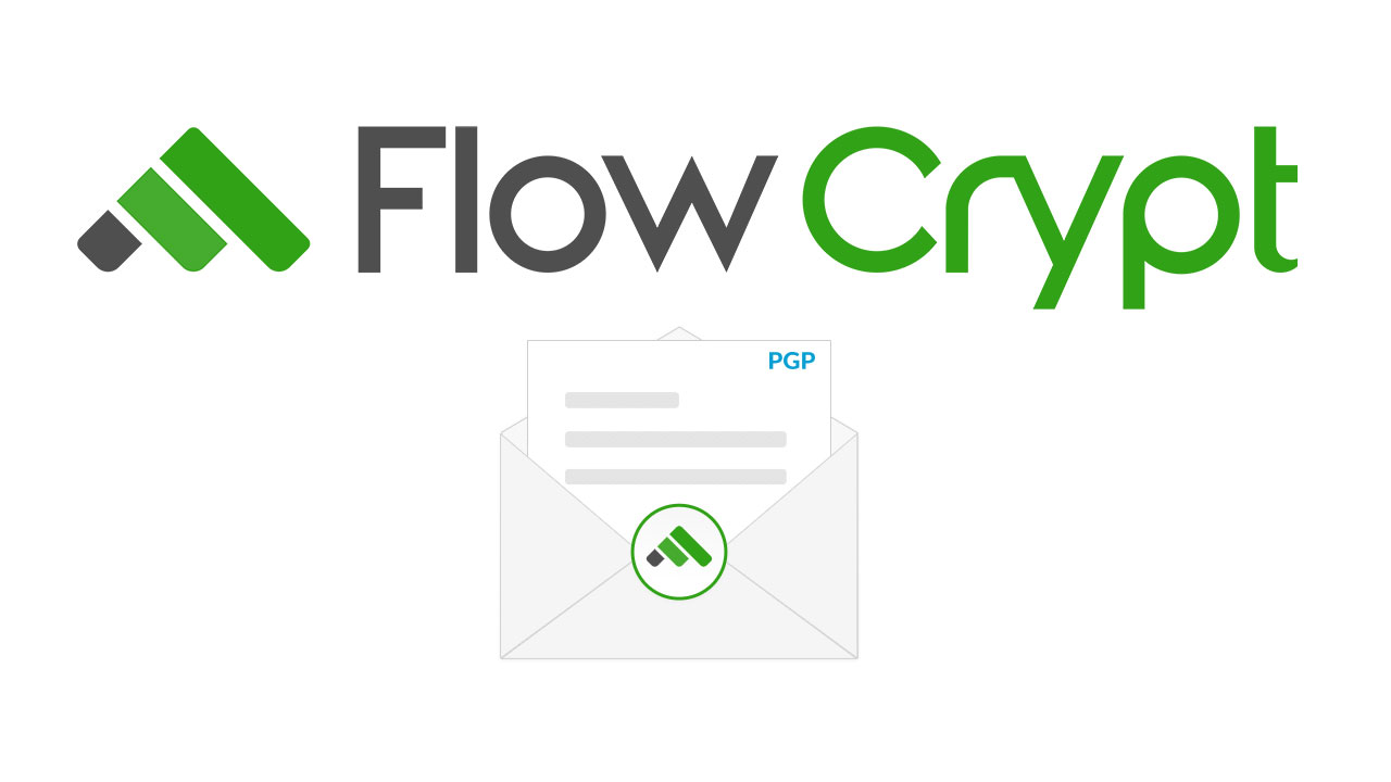Szyfrowanie poczty Gmail - FlowCrypt