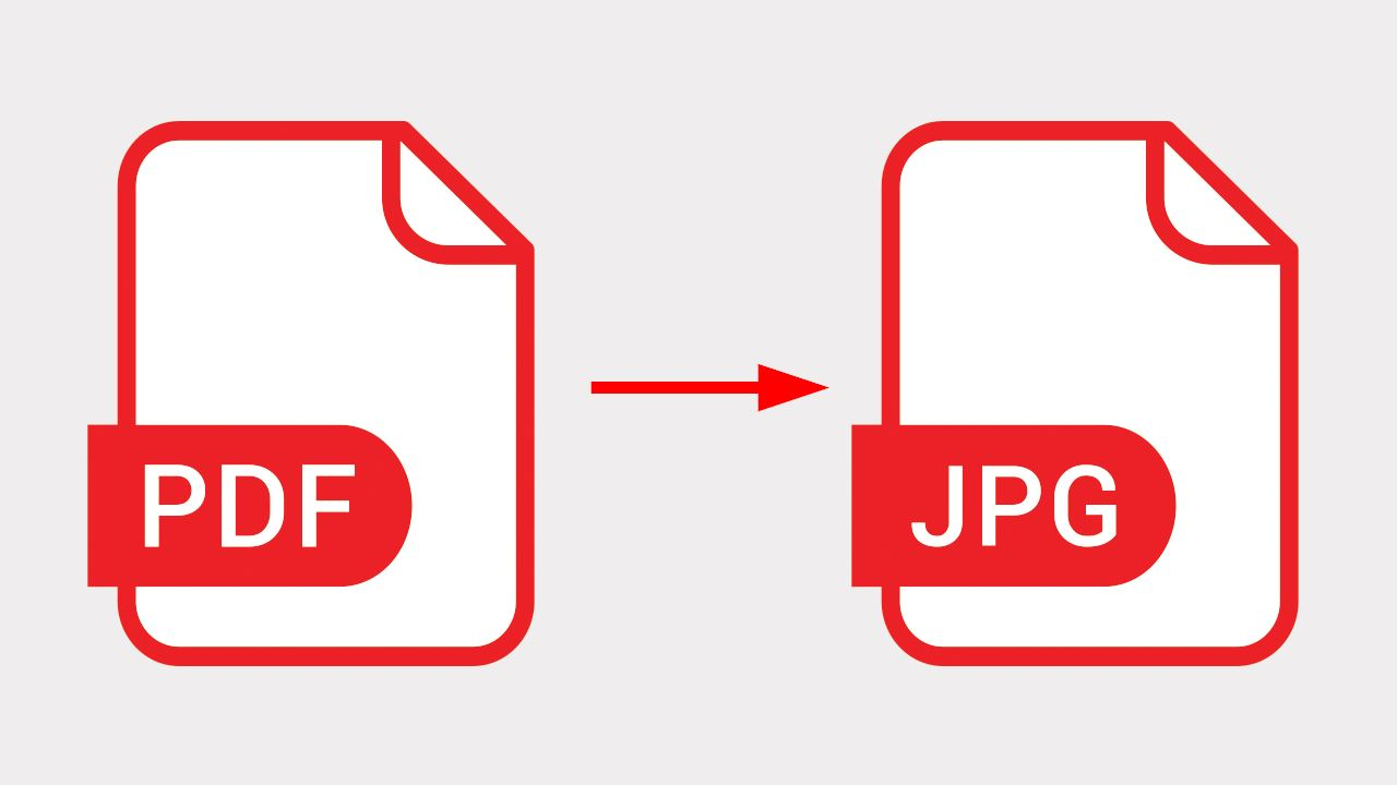 Jak przekonwertować PDF na JPG