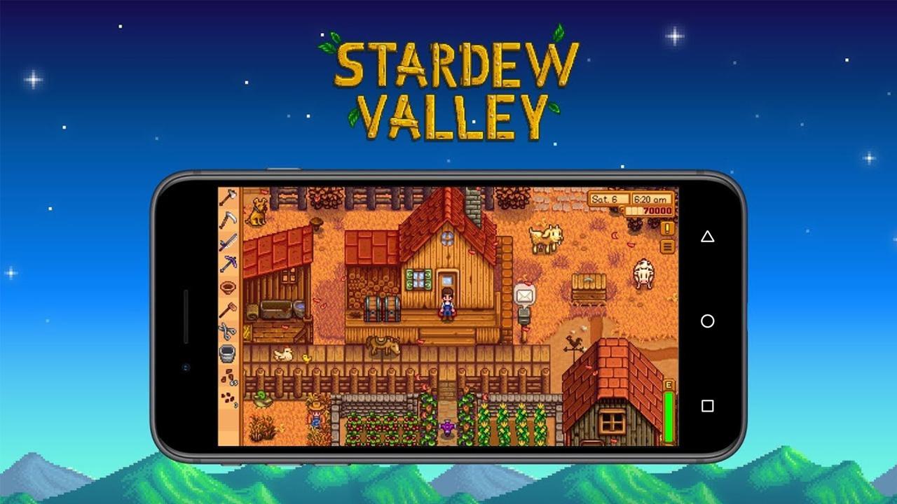 Stardew Valley - jak przenieść zapisy gier z PC na Androida