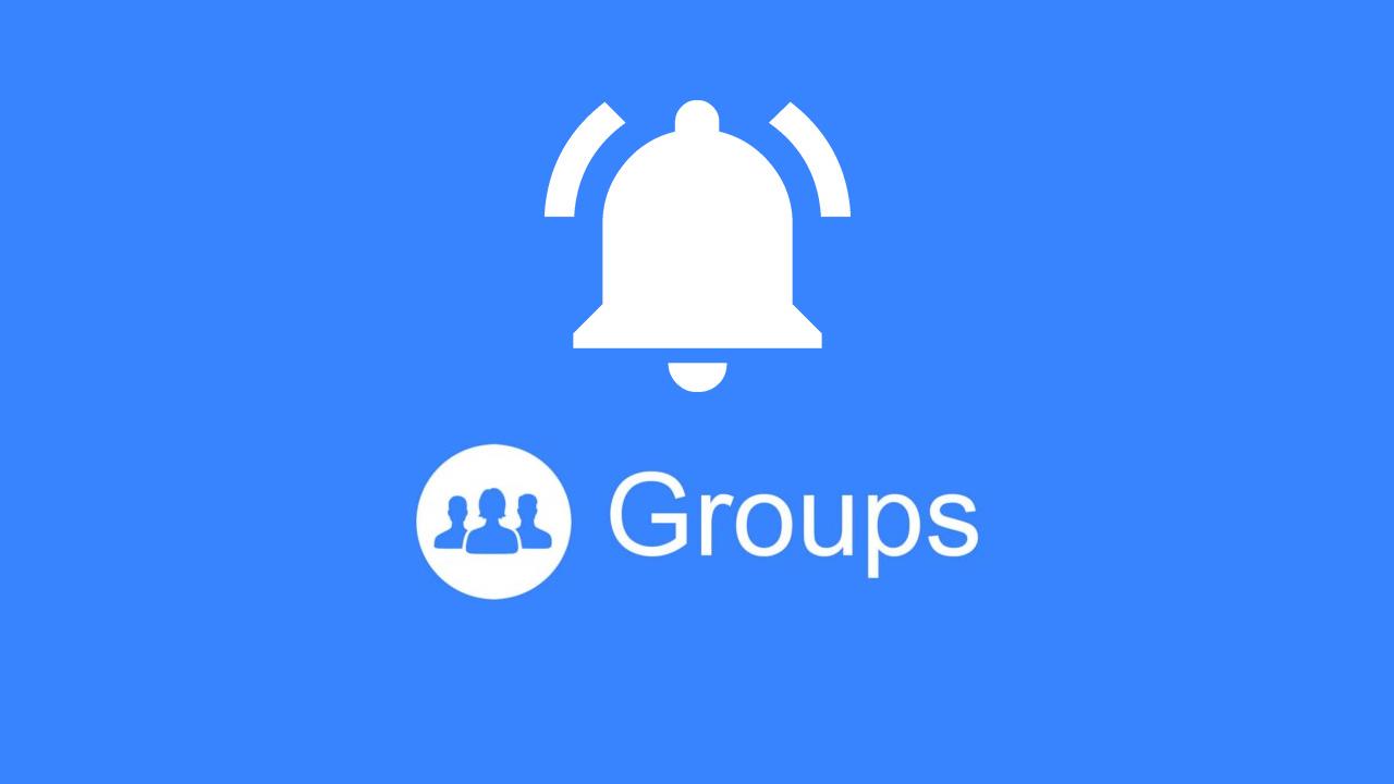 Jak wyłączyć powiadomienia z grup na Facebooku