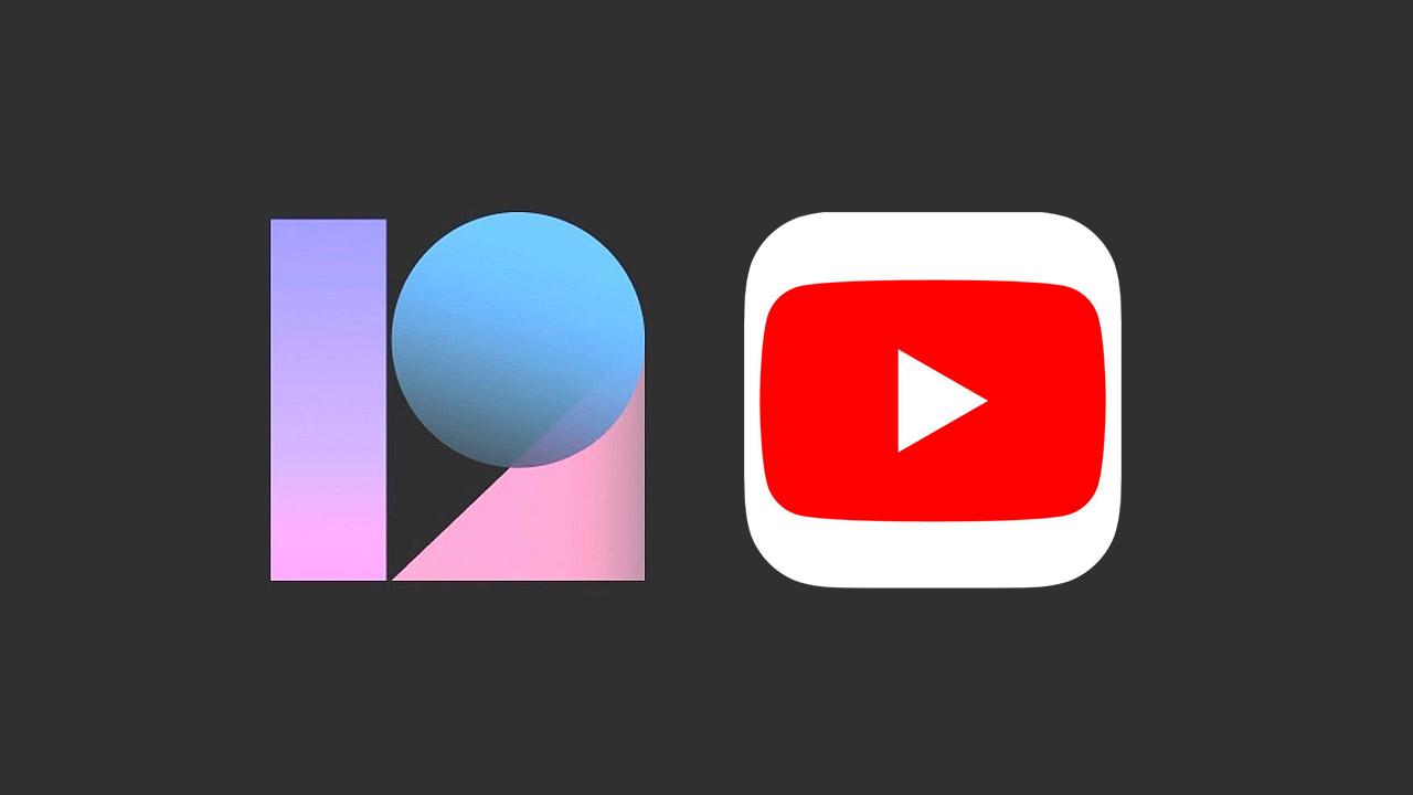 YouTube w tle na urządzeniach Xiaomi