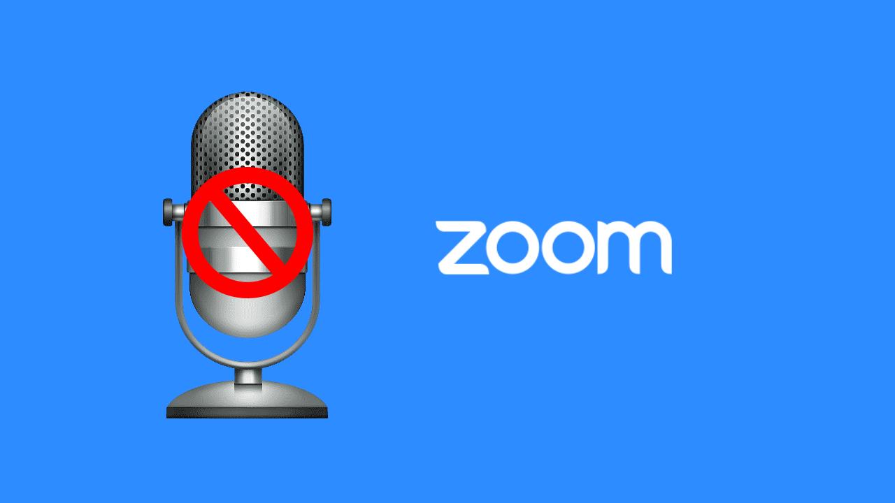 Jak wyciszyć mikrofon w Zoom