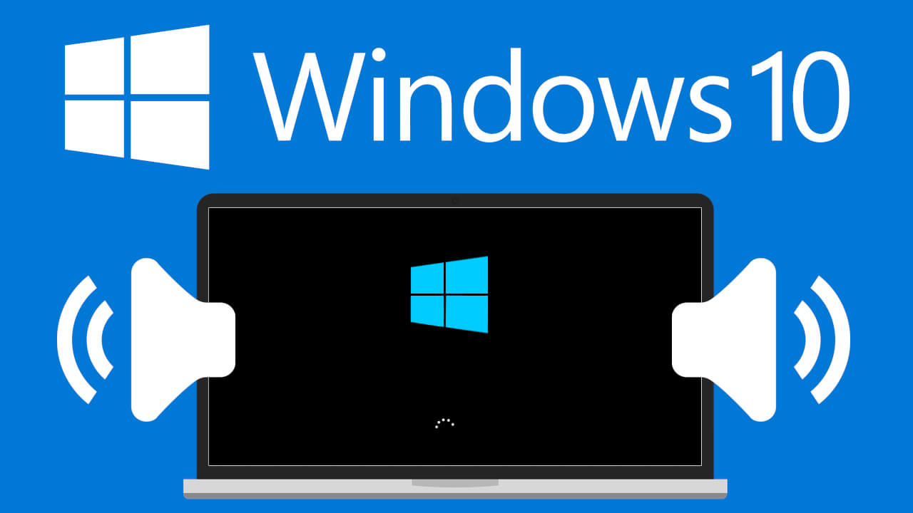 como cambiar el sonido de inicio en el sistema operativo windows 10