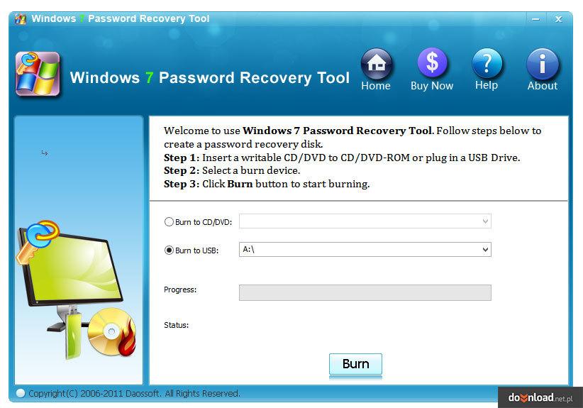 Best Windows Password Recovery Tool Free Download - Windows Password Key
