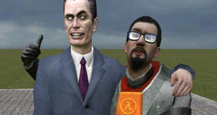 Half-Life 2 Garry's mod | FPS