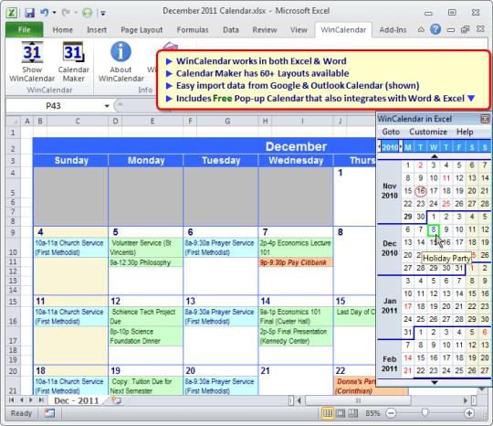 how to put google calendar on desktop windows 8
