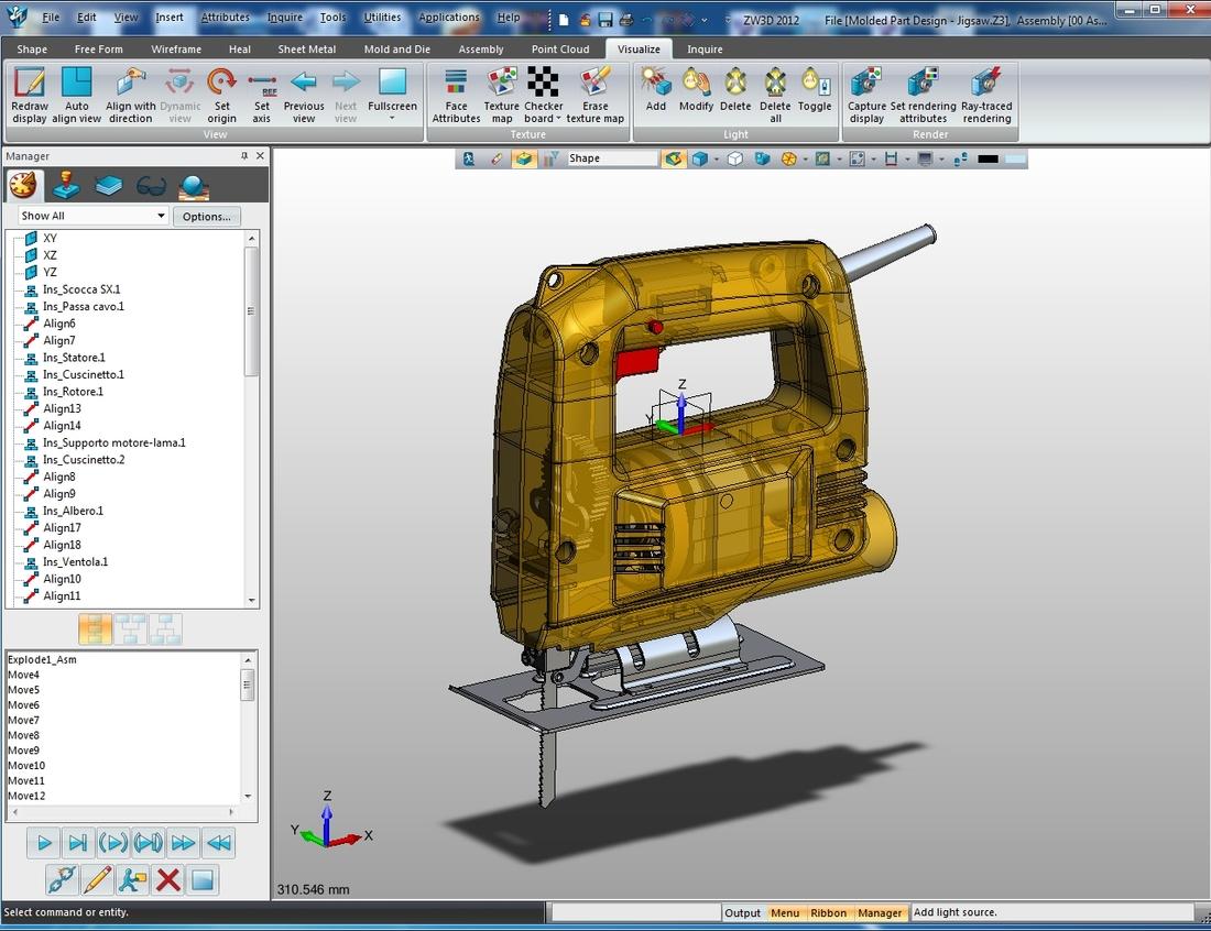 Zw3d modelowanie 3d Free 3d cad software