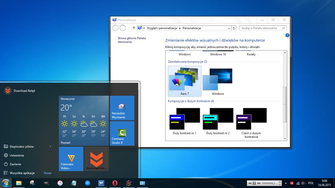 Pubg Windows 10 Theme: Jak Dodać Aero Glass Do Windows 10