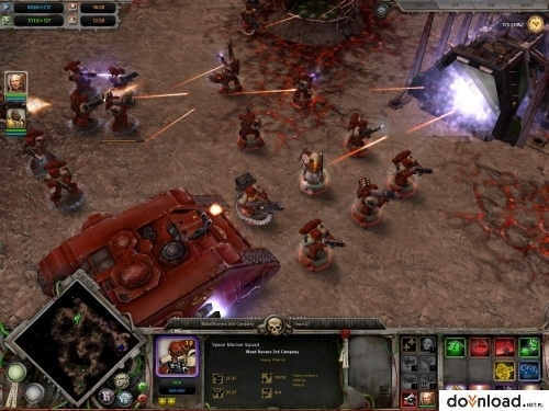 Crack Do Warhammer 40 000 Dawn Of War