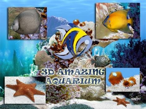 3d Sea Aquarium Screensaver Zmiana Wygladu Windows